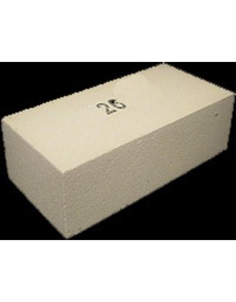 Insulation Bricks - 26GD - 230 x 114 x 76mm
