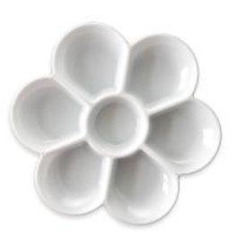 Plastic Daisy Dish