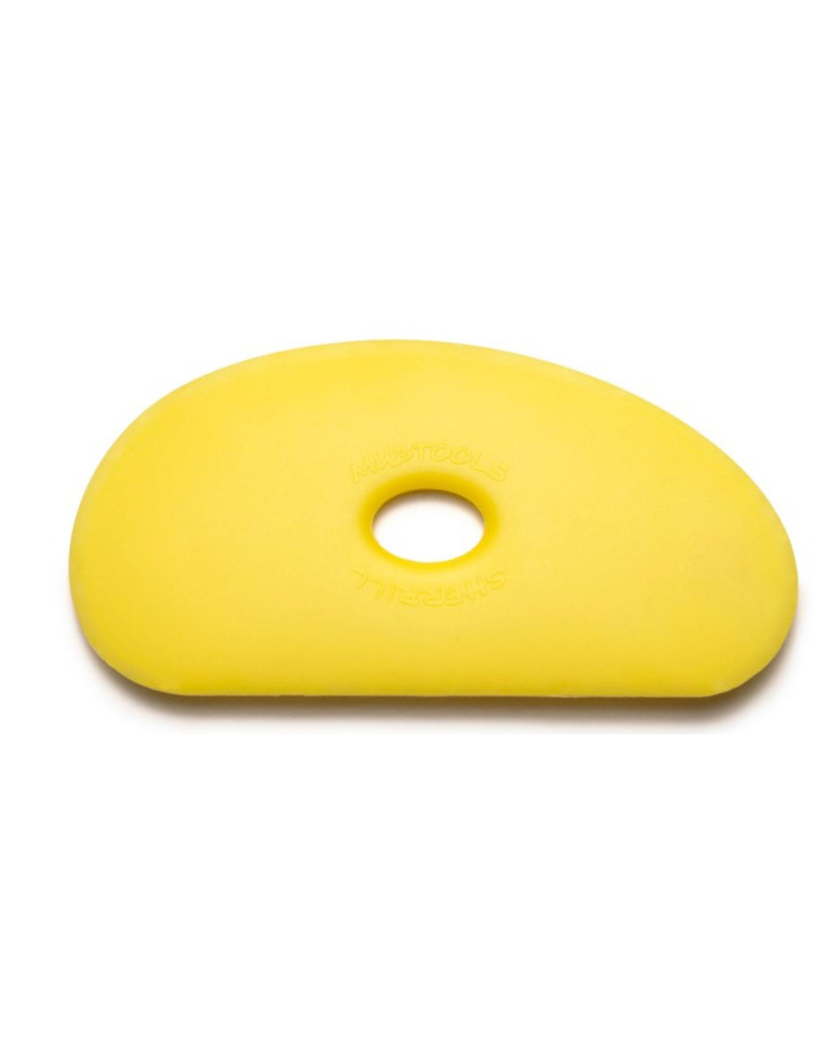 Mudtools Rib 5 (yellow)