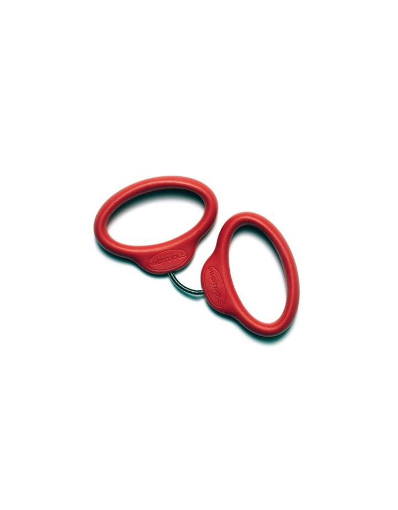 Mudtools Mudwire Curly Red