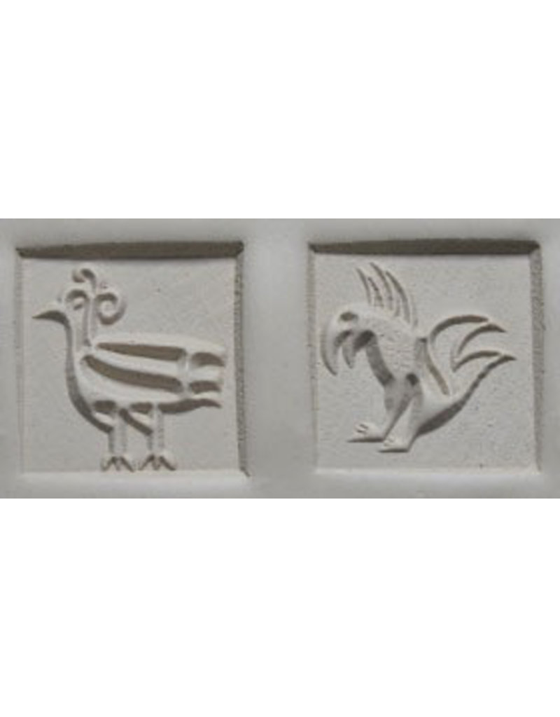 Birds Stamp