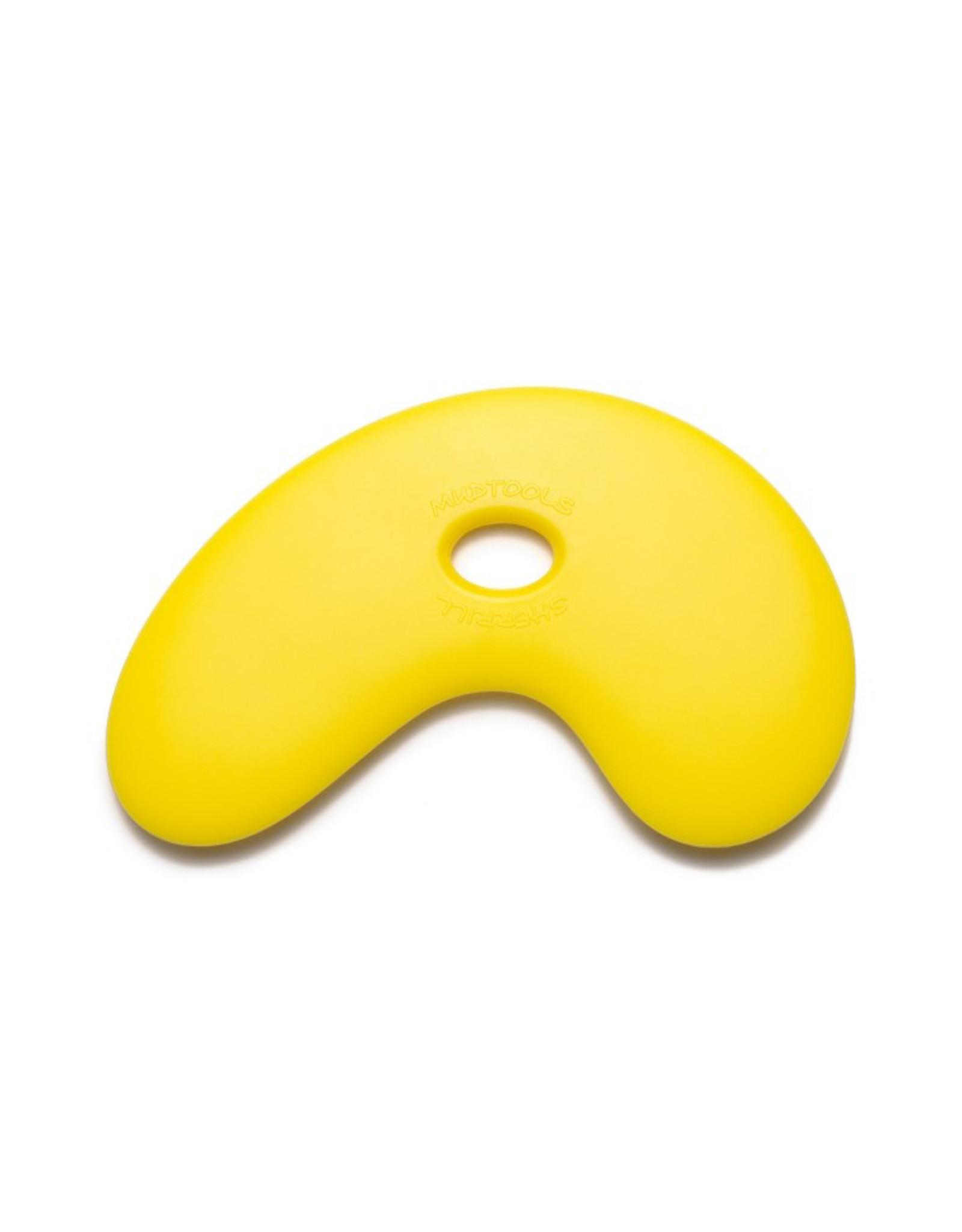 Mudtools Small Bowl Rib (yellow)