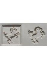 Prancing horse Stamp