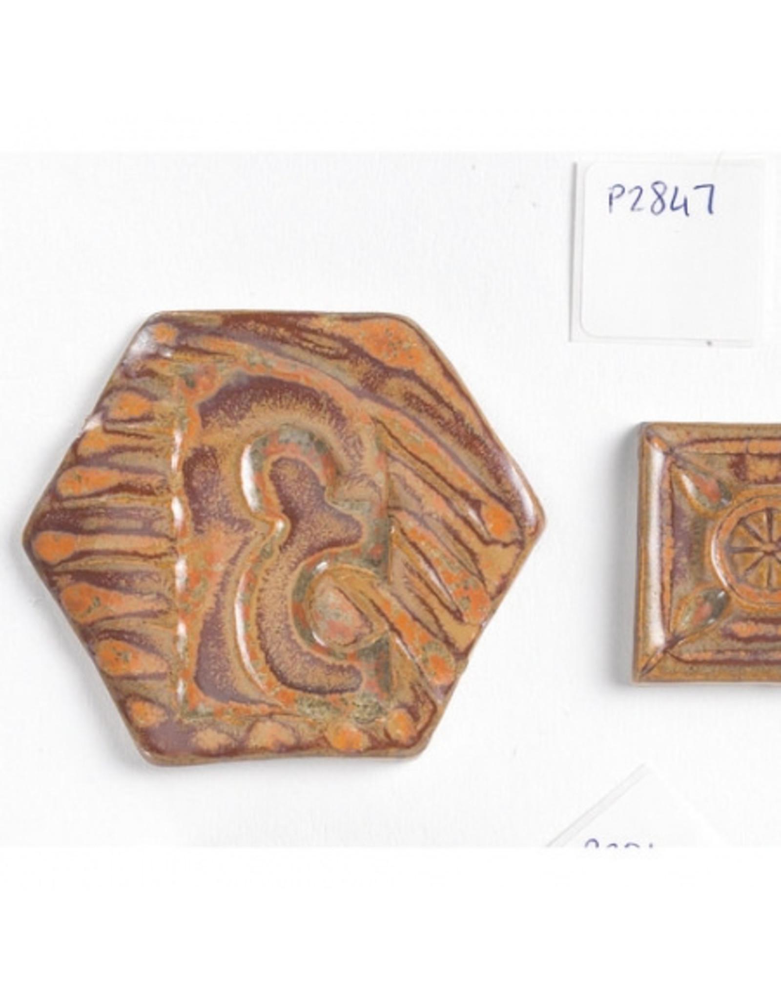 Potterycrafts Brush-on Stoneware Glaze - Gold Brown 500ml