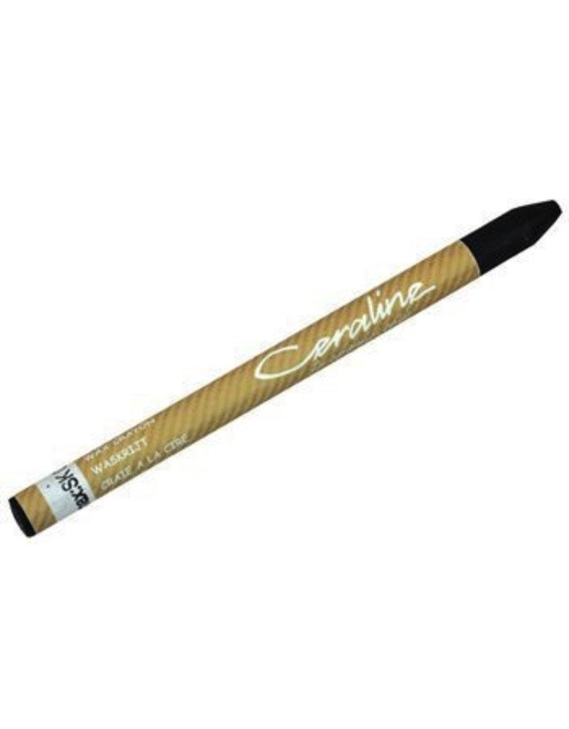 Ceraline earthenware copper oxide crayon