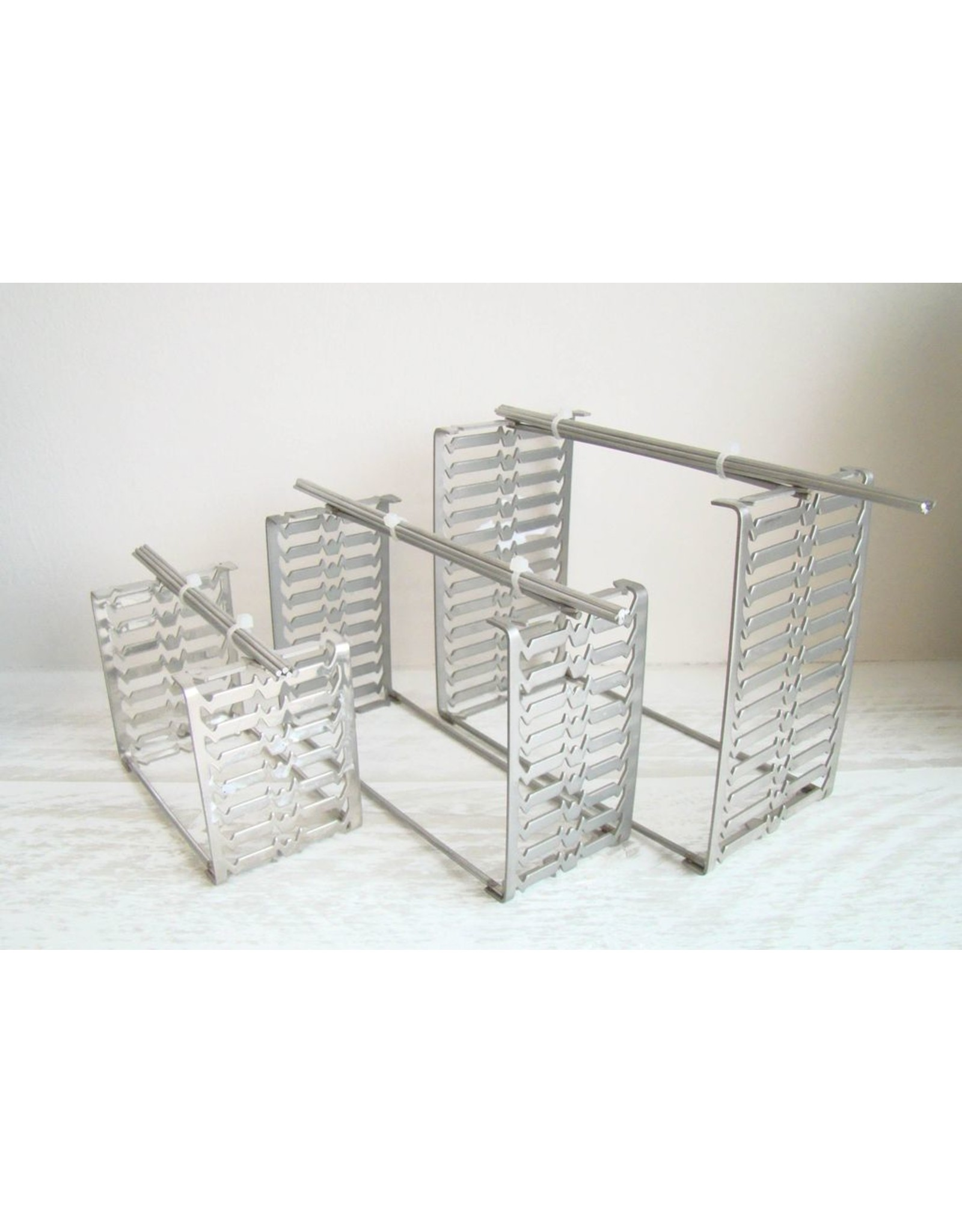 Pyrotec 10cm high x 8cm wide x 6cm wide approx.