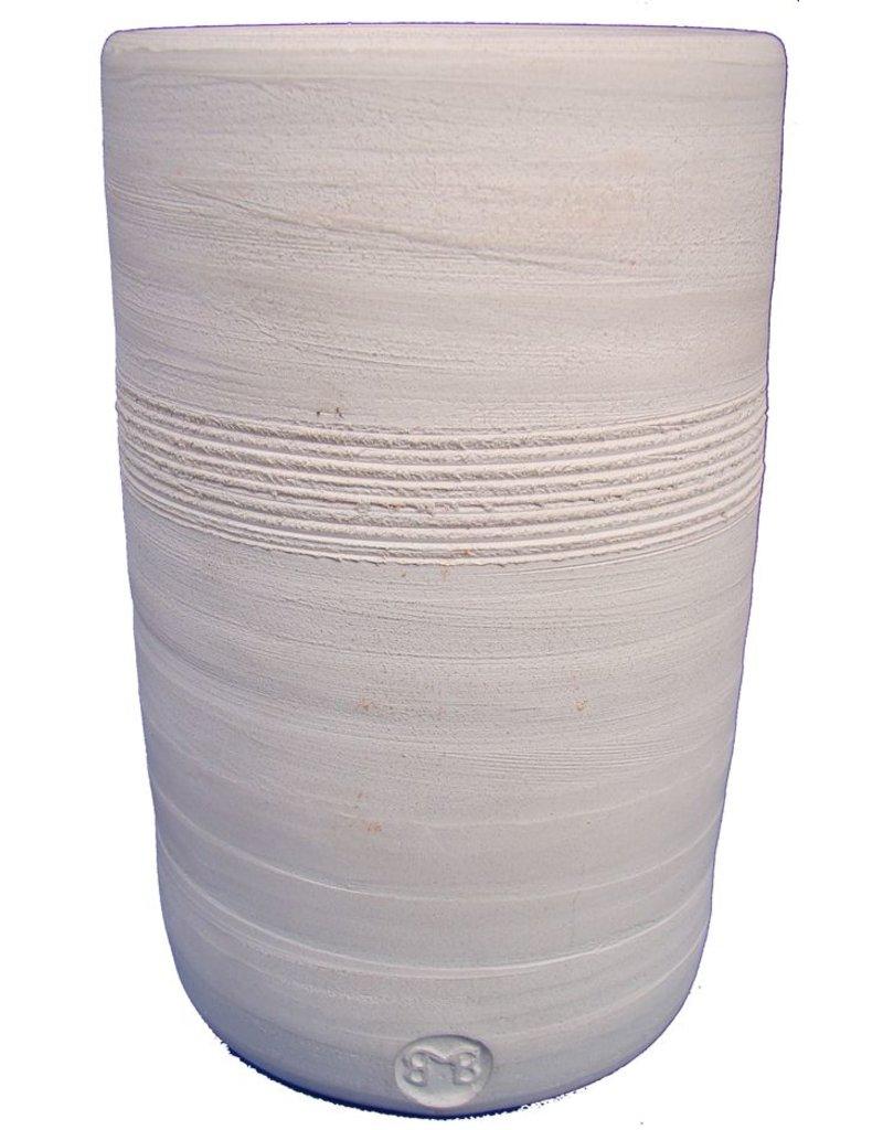 Potclays 1141-30 Grogged White Earthenware (Firing Range 1100˚C-1240˚C) 12.5kg