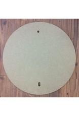35cm Pre Drilled Round MDF Batt