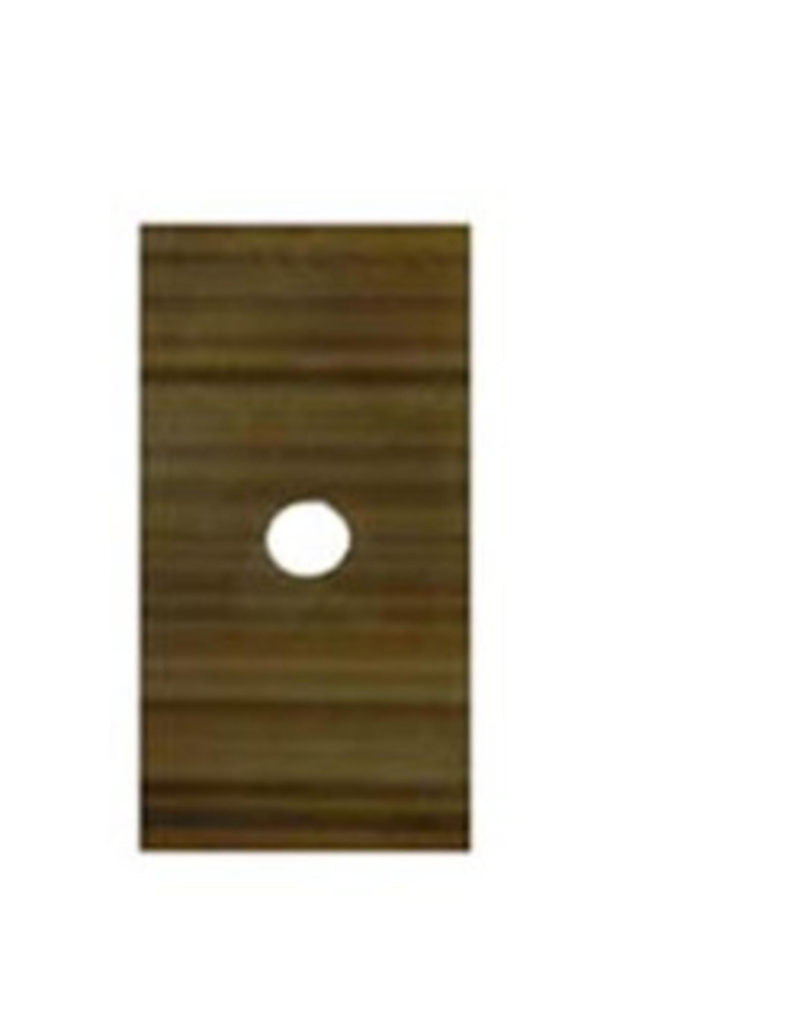 Argiles Bisbal Metal Throwing Rib (7.5 x 4.5cm)