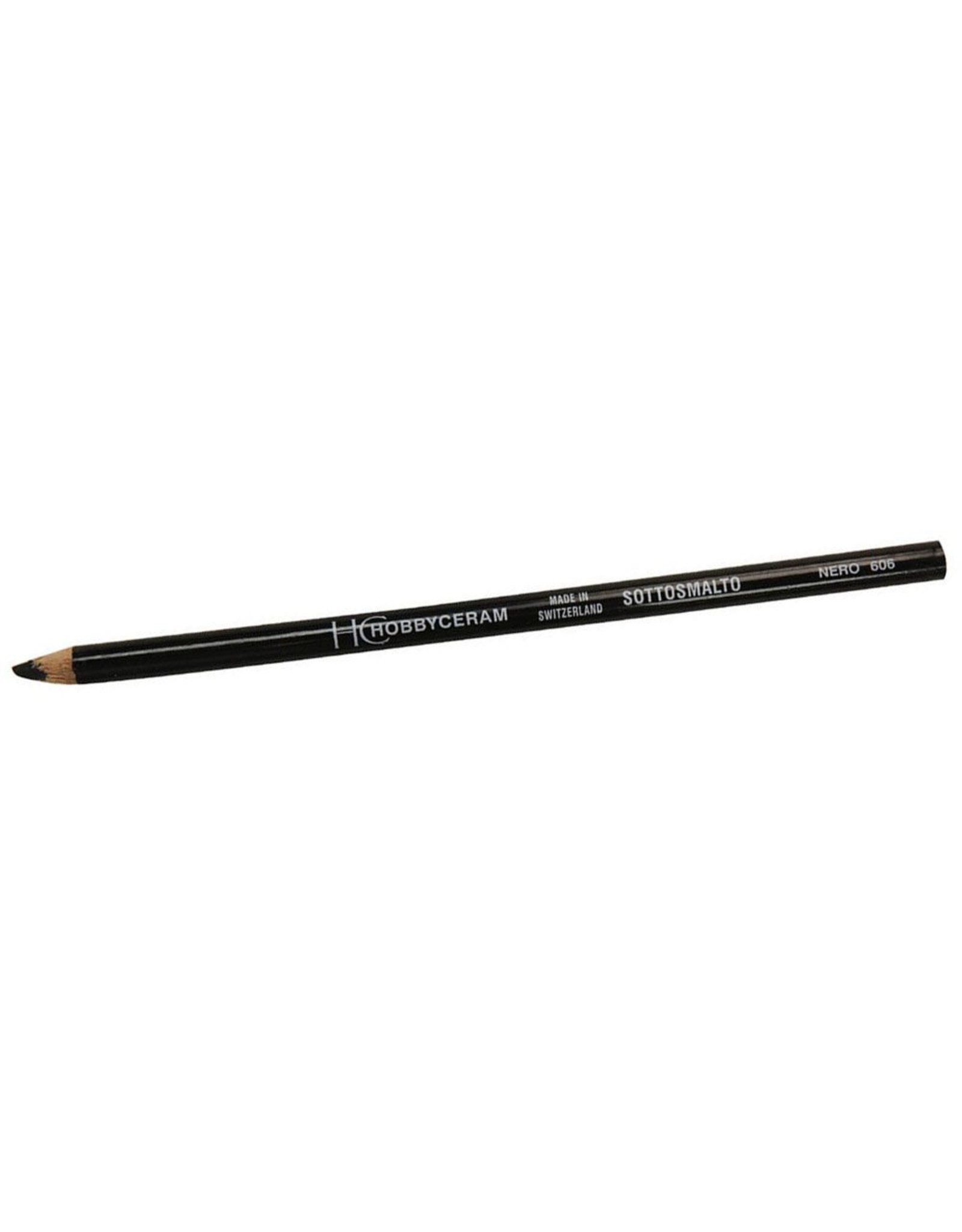 Underglaze Pencil Black