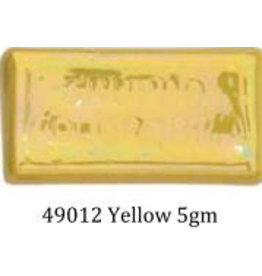 Potclays Colorobbia Yellow Lustre 5g