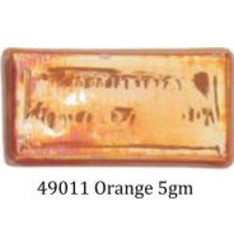 Potclays Colorobbia Orange Lustre 5g