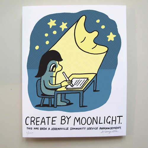 Create by Moonlight