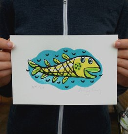 Lime Fish