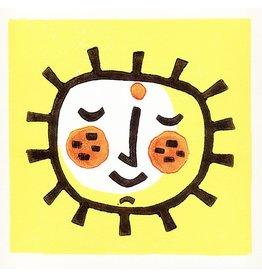 Lemon Sun Small Poster