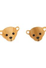 Honey Bear Earrings