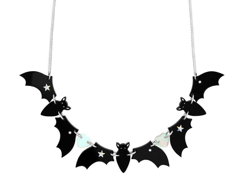 Twilight Bat Link Necklace