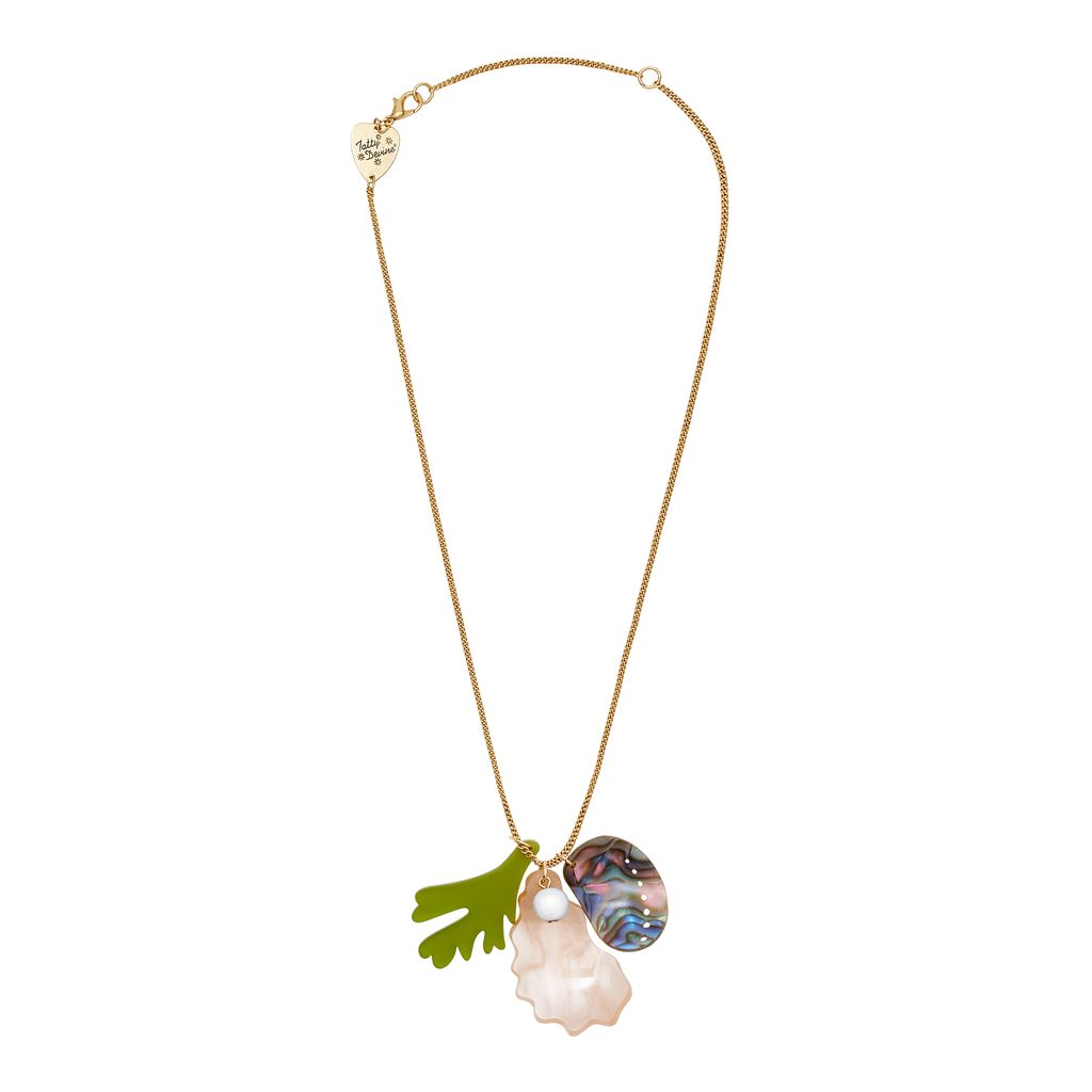 Beachcomber Charm Necklace