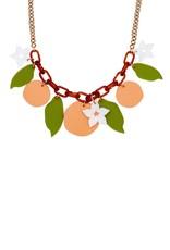 Orange Blossom Necklace