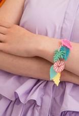 Fauve Foliage Bracelet