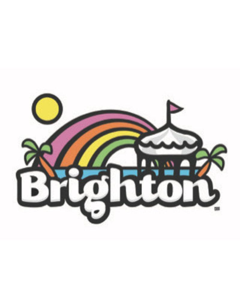 Large Brighton Rainbow poster