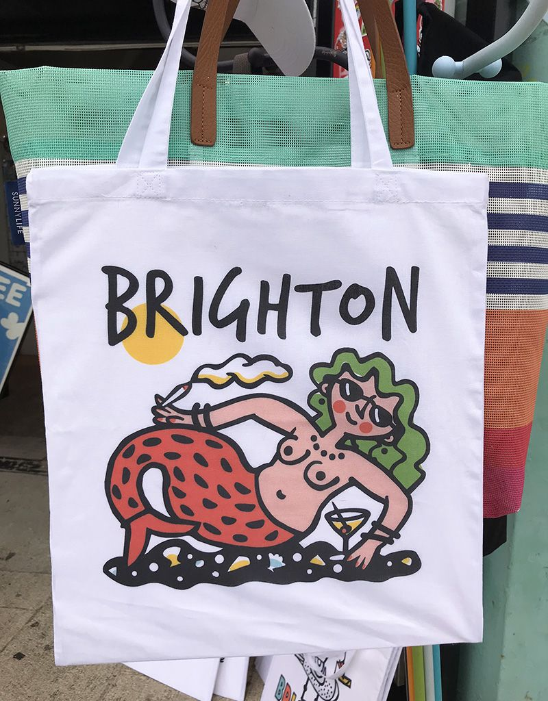 Brighton Party Mermaid