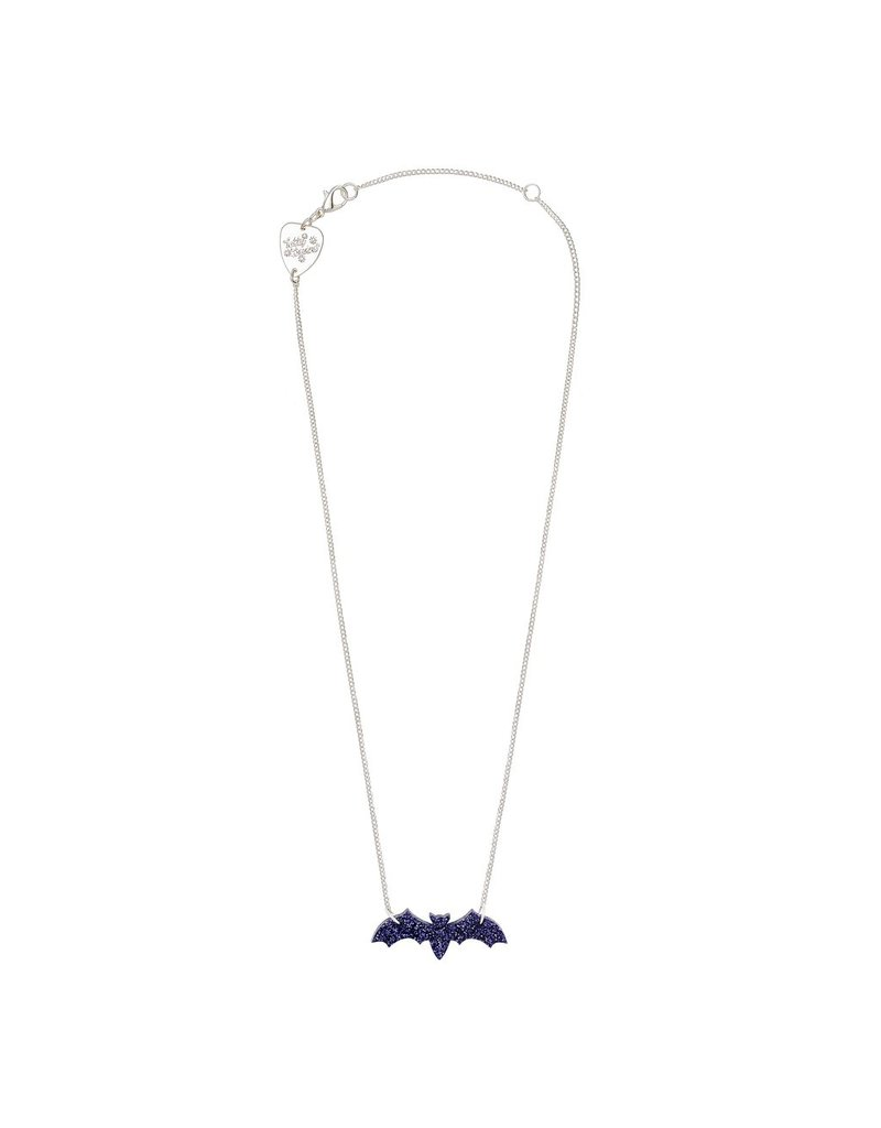 Bat Charm Necklace