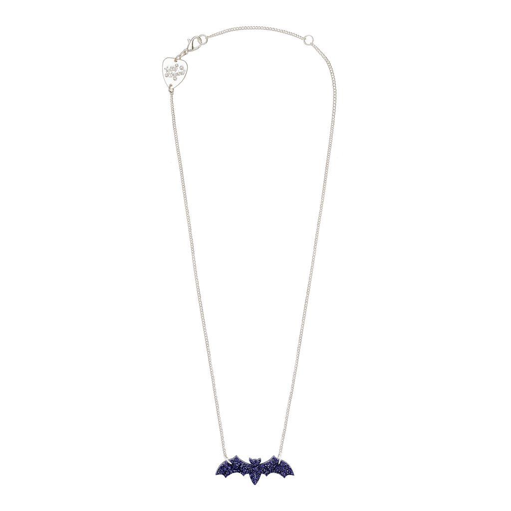 Bat Charm Necklace
