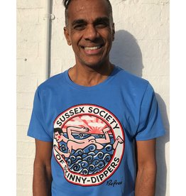 Sussex Skinny-dippers t-shirt