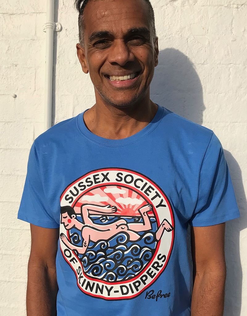 Sussex Skinnydipper T-shirt