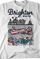 Sunbathers, Brighton Beach T-shirt