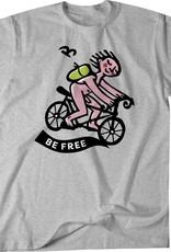 Be Free Biker T-shirt