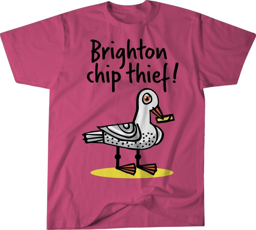 Brighton Chip Thief children's T-shirt