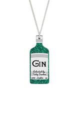 Glitter Gin Necklace