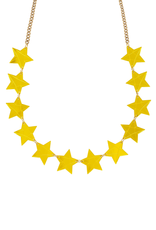 EU and Me Star Statement Necklace