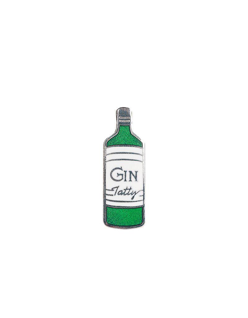 Gin Brooch