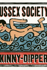 Sussex Society of Skinny-dippers Greeting Card