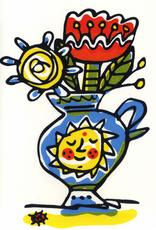 Sun Jug Greeting Card