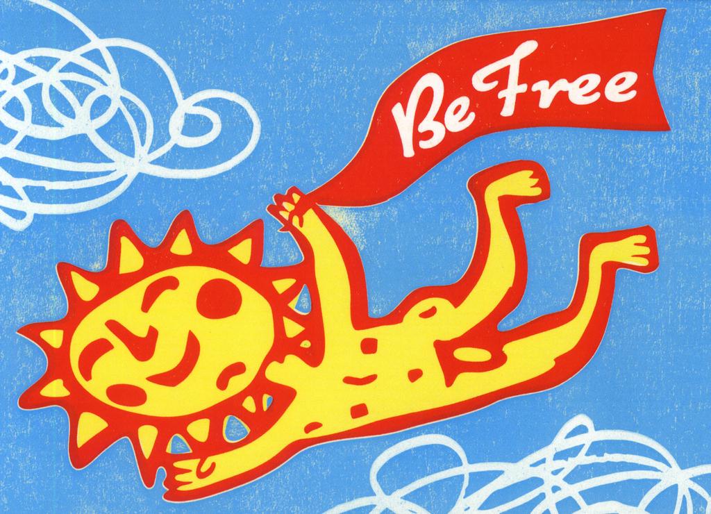 Sol Greeting Card