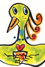 Big Bird Greetings Card