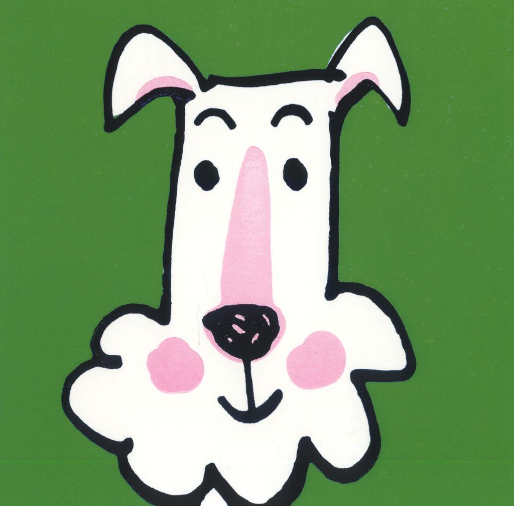 Doggy Greeting Card