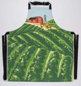 Blue Q Weed Farm to Table Apron