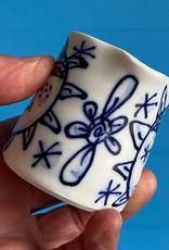 Porcelain cream jug