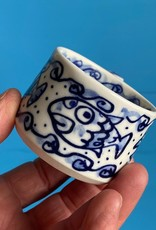 Porcelain espresso cup