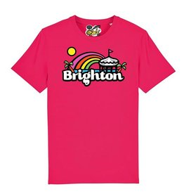 Brighton Rainbow adult's t-shirt
