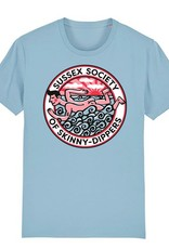 Skinny-dippers adult's t-shirt