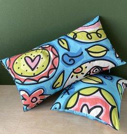 "Pattern cushion 12 x 20"""