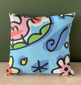 "Pattern cushion 12 x 12"""
