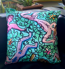 "Neptune cushion 18 x 18"""