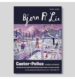 Bjorn Rune Lie, exhibition poster